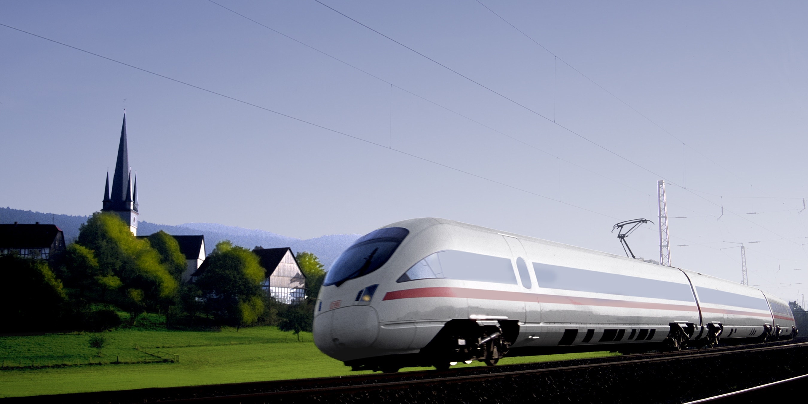 Ice Trains And Ice Sprinter High Speed Travel